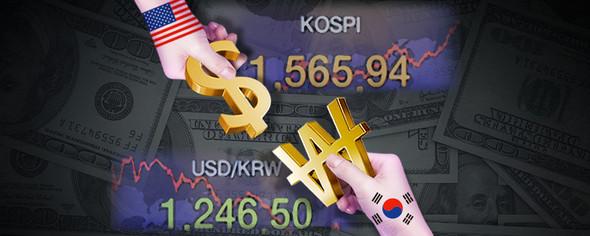 スワップ 通貨 の と 違い 韓国 為替 スワップ