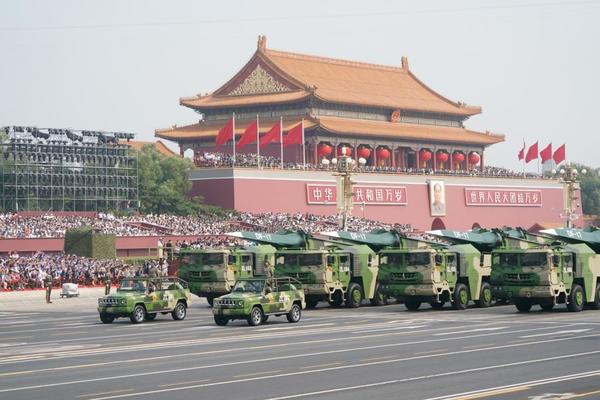 軍事パレード
